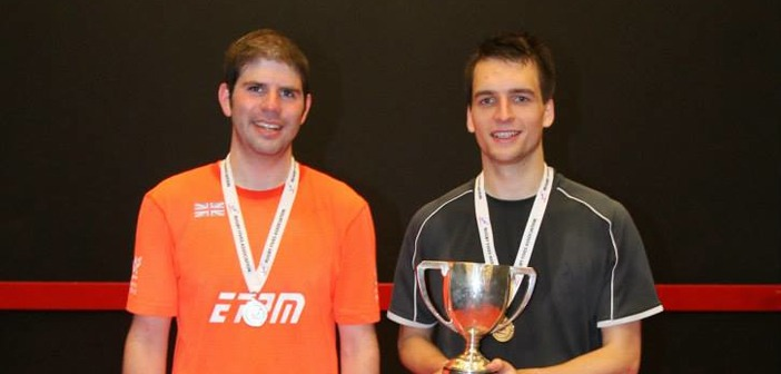 Ellison Rugby Fives National Singles Champion