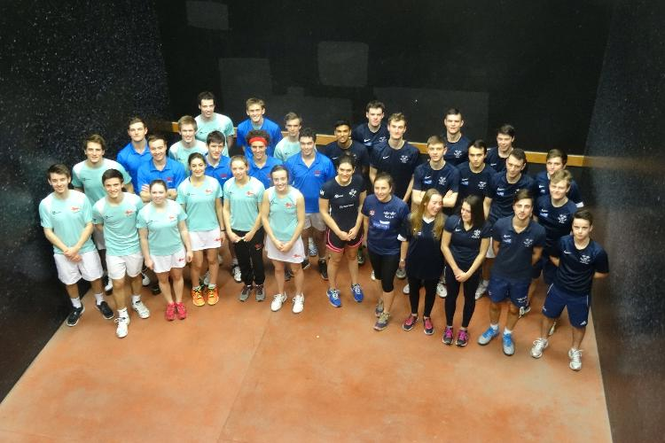 The largest ever Varsity Fives event