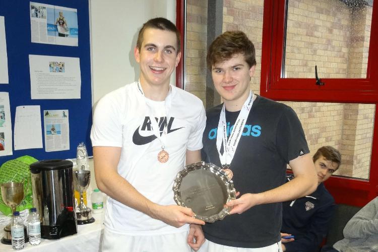 Watkinson & Whitehorn Plate winners