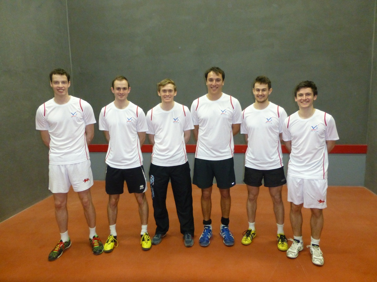 The winning BUSF team 2016 - from Cambridge, Bristol and Durham