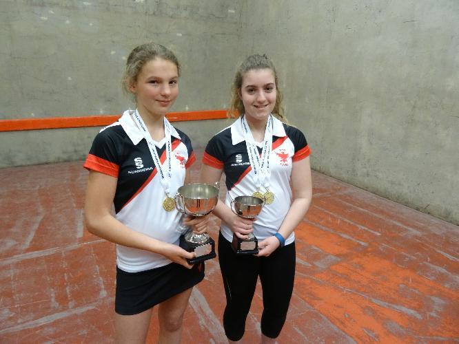 U14 champions from Bedford Modern