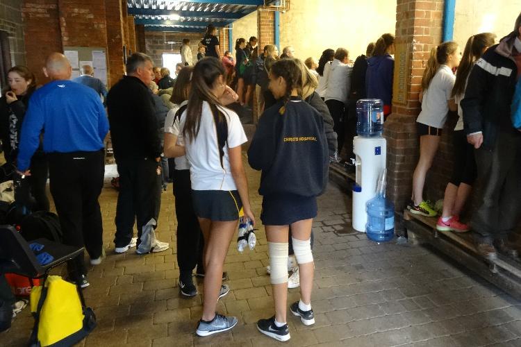 The Girls' Championships at Marlborough College