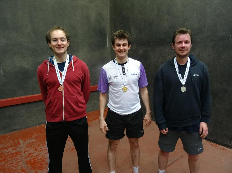 The Medallists at the Scottish Open: xxx