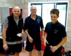 Hamish Buchanan & Lewis Keates win the DM Doubles 2016