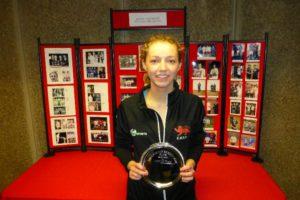 The Singles Plate winner