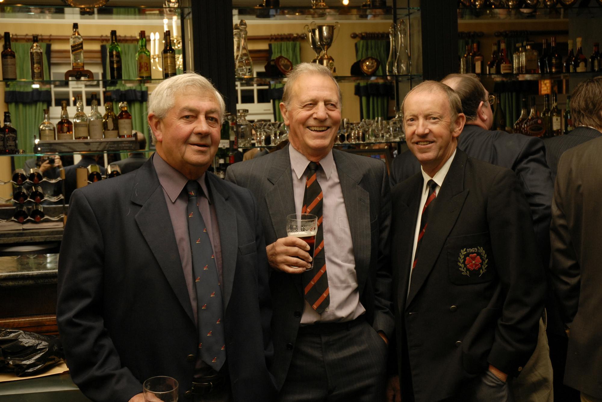 Rick Wilson, Stan Holt and Eric Marsh at the RFA Dinner September 2007