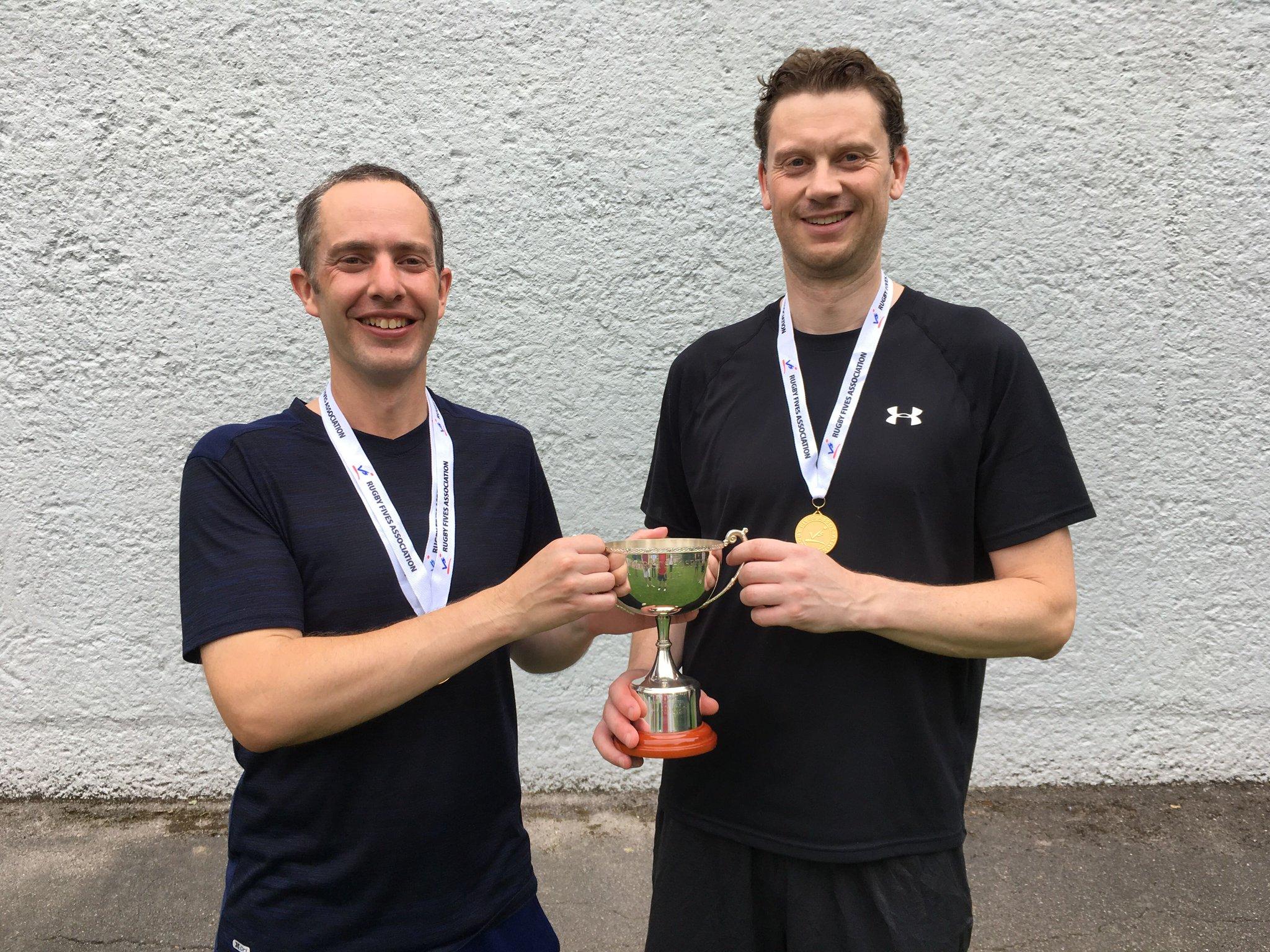 Winners of the SE Open Doubles 2017