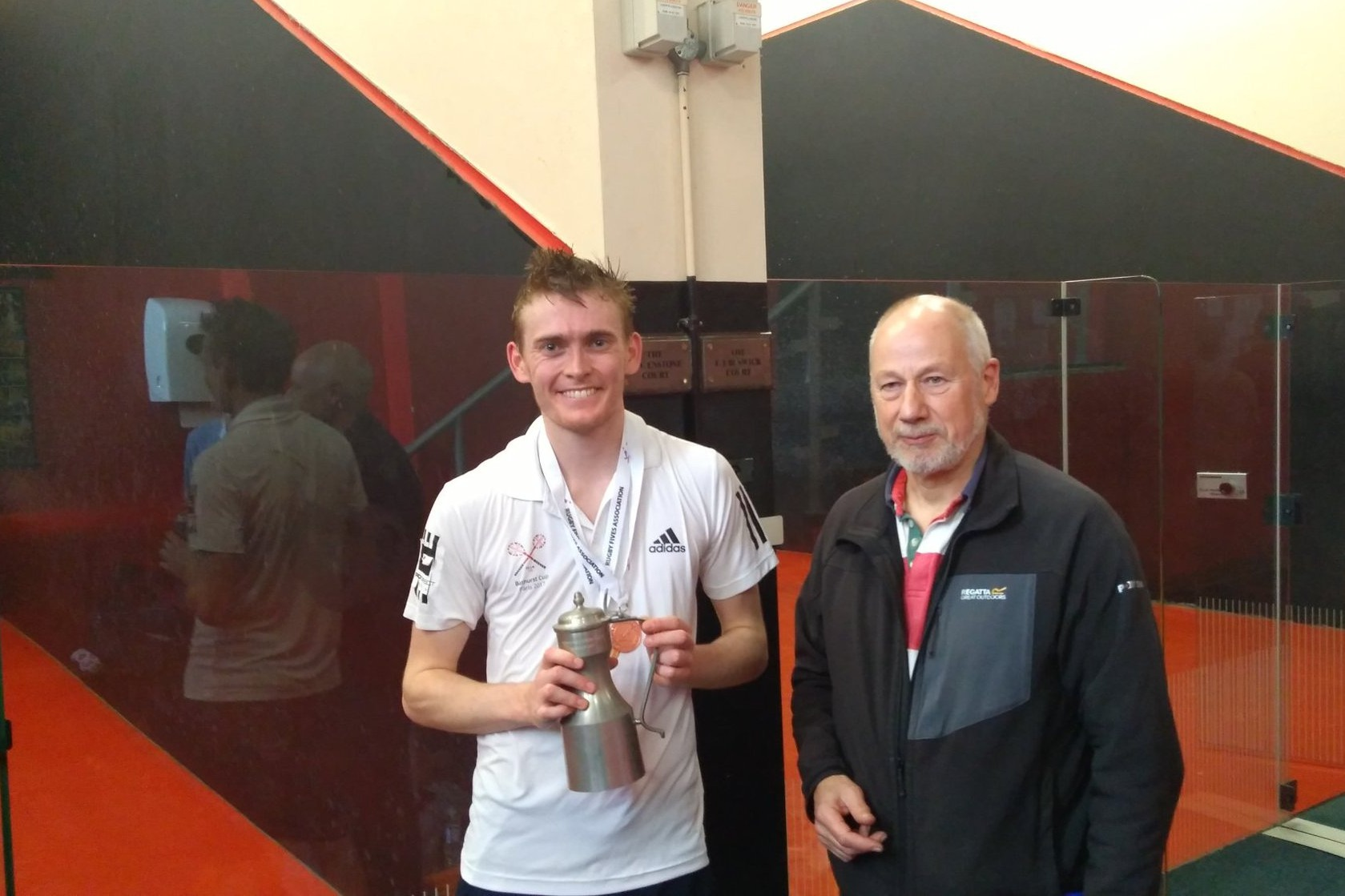 The Yorkshire Open Singles Champion