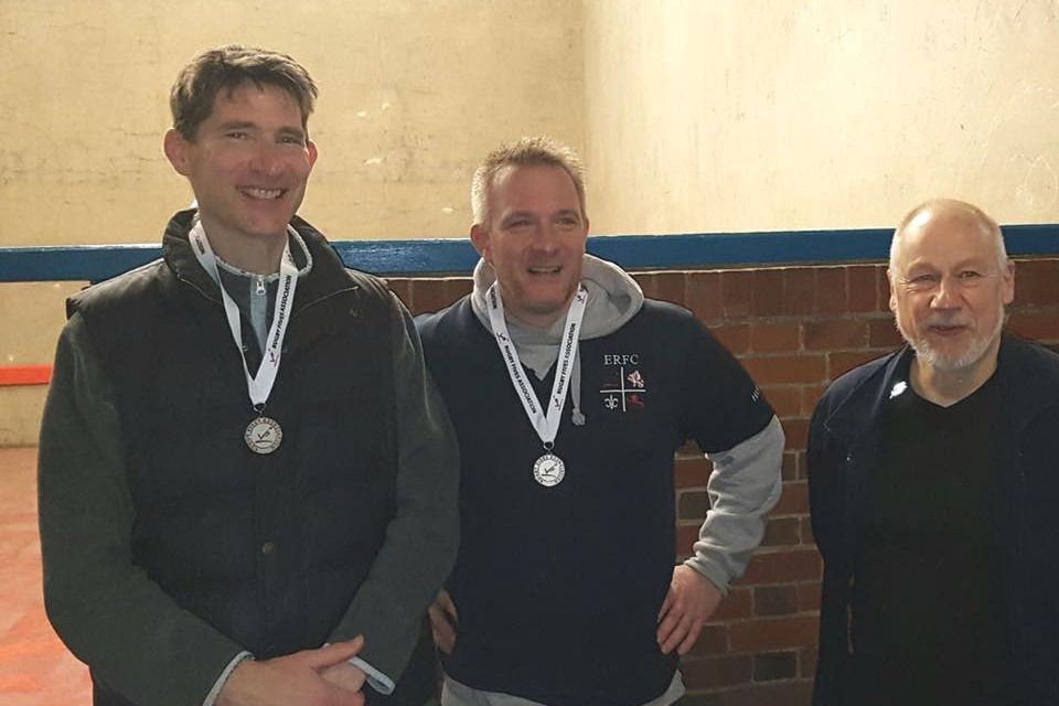 Runners-up in the Doubles