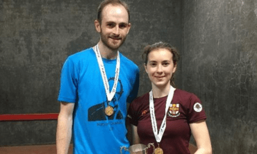 National Mixed Doubles 2021