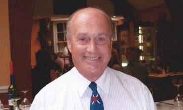 Michael Haslam 1934-2020