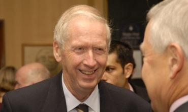Paul Coker 1939-2021 Stalwart of the Old Merchant Taylors' Club